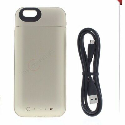 brand new 37d7d 1abf9 MOPHIE JUICE PACK Air 2750mAh 100% Extra Battery Case for iPhone 6S / 6 Gold