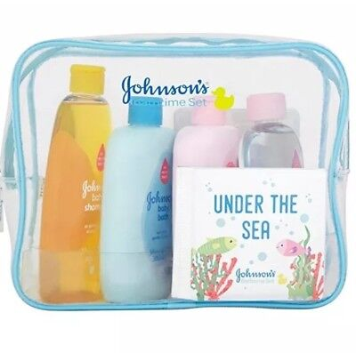 JOHNSON'S Baby Bathtime Giftset, 300 g