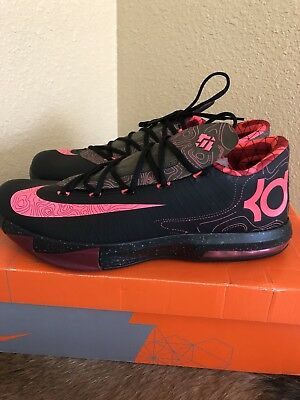 best website 5e873 dca0d Nike KD 6 Meteorology Size 13 New