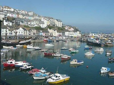 Brixham Harbourside Cottage. Parking. Slps 2-4 for 7nts Sat 9th Feb £295