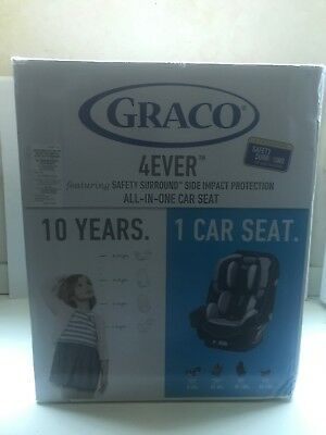 Graco Baby 4Ever Extend2Fit All-in-1 Convertible Car Seat Infant Booster Jodie