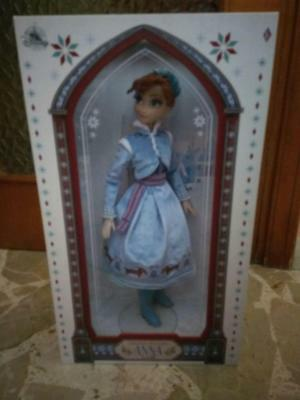 """Disney Limited Edition Dolls images Olaf's Frozen Adventure 17"""" Doll - Anna"""