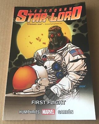 Guardians of the Galaxy - Star Lord – Volume 3 – First Flight - Graphic Novel PB