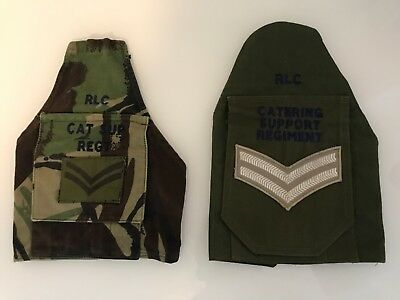 Authentic Used Royal Logistic Corps Brassard, British Army Collectibles