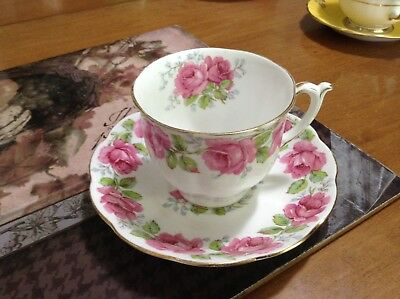 Lady Alexander Bell China cup and saucer