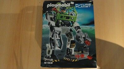 Playmobil 5152 - Future Planet Colectobot in OVP