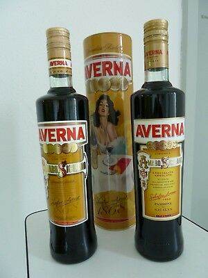 3 Flaschen Averna Amaro Siciliano a 0,7L