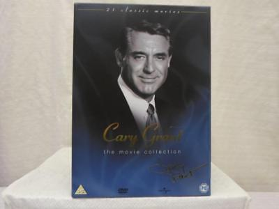 JobLot.21 Classic Cary Grant Movies on 18 DVDs. Boxed Collection. B-0408-JBC-W46