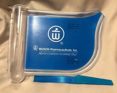 Right Handed Manual Pill Counter With Spatula Watson Pharmaceuticals Used