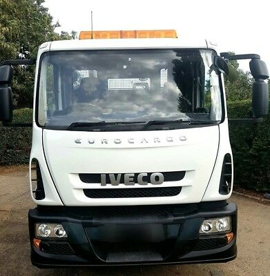 Iveco Eurocargo 140 E18k insulated under floor tipper lorry
