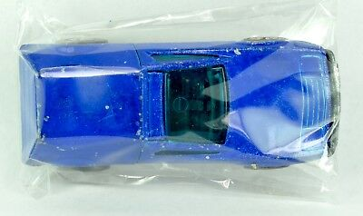Hot Wheel Redline Blue Enamel Buzz Off from the Larry Wood Collection