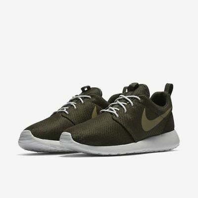 best sneakers 9596b 31396 Nike Roshe One Low Running Sneakers Men Shoes Olive 511881-306 Size 10.5 New