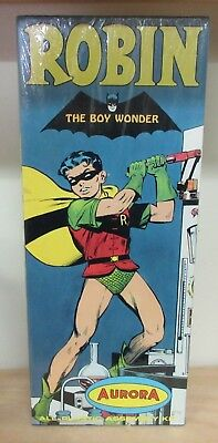 1966 Aurora Factory Sealed Robin The Boy Wonder Model Kit
