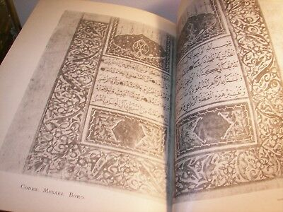 Rare Arabic Bible in Latin and Arabic Text published in Rome 1888 Polyglotta