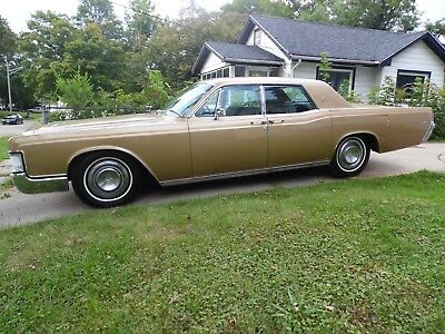 1968 Lincoln Continental Base 1968 Lincoln Continental
