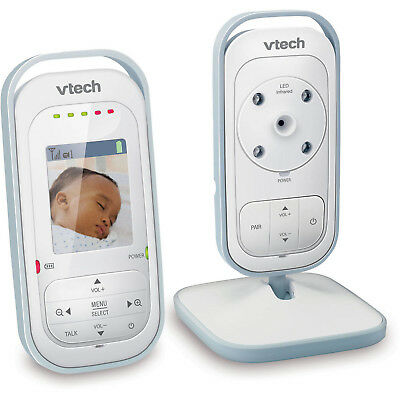 VTech VM311. Expandable Digital Video Baby Monitor. Full-Color. AutoNight Vision