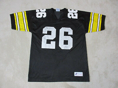 fa88a42f9b5 VINTAGE Rod Woodson Pittsburgh Steelers Football Jersey Adult Large Black  Mens