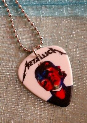 Metallica Hardwired to Self Destruct Guitar Pick Necklace #2 - NEW