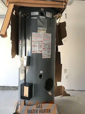 Rheem Universal Commercial Water Heater 87 Gallon Natural Gas G91-200H-1 NG  new