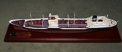 Texaco Tanker Ohio- Fuel and Marine Marketing (FAMM) with Box, COA