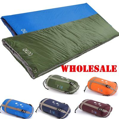 Lightweight Sleeping Bag Camping Backpacking Mummy Winter Cold Weather MA