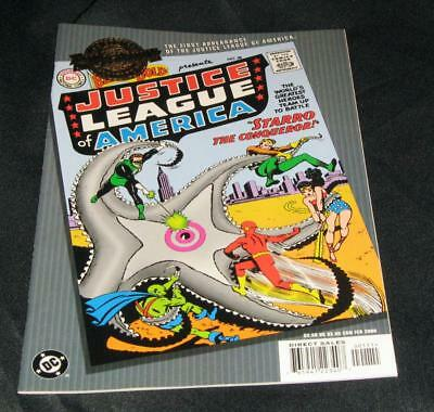 Brave and the Bold 28 (Millennium Edition Reprint 2000) 1st Justice League NM-