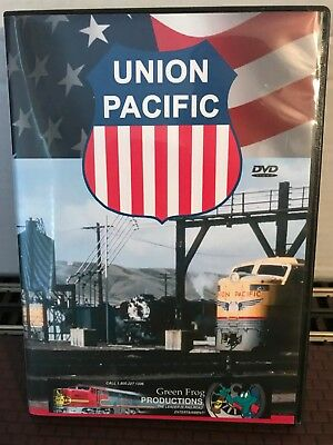 Union Pacific Odyssey DVD Set – Green Frog Productions – 4 Discs