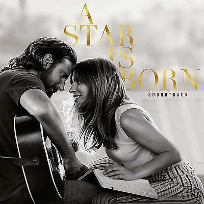 A Star is Born Soundtrack clean Lady Gaga/Bradley Cooper Audio CD Country NEW