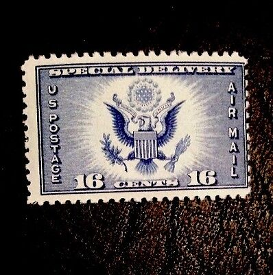 1934 Air Post Special Delivery US Stamp! CE1 Mint MNH Old BOB Airmail Aero