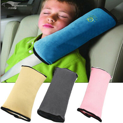 Universal Car Auto Children Safety Seat Belt Harness Shoulder Pad Cover