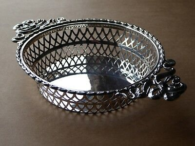 Sterling Silver Sweetmeat Dish London 1920, Goldsmiths & Silversmiths