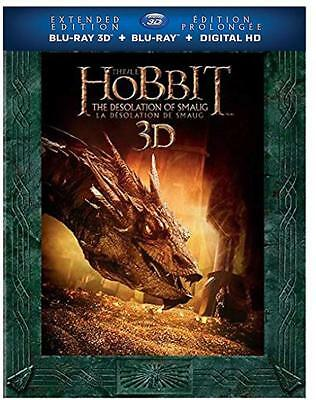 The Hobbit: The Desolation of Smaug Extended Edition 5 Disc Blu-Ray