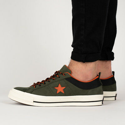 69e97dd198b Chaussures Hommes Unisex Sneakers Converse One Star Ox Sierra  162544C