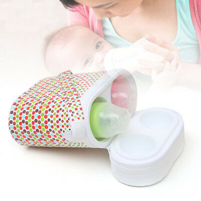Milk Bottle Insulation Bag Cup Hang Warmer Thermal Tote Baby Cover Mummy Pouch M