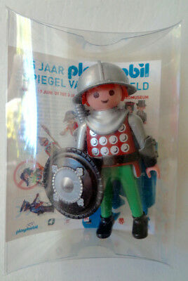 """Playmobil limited promotional knight """"Mechelen Toy Museum Exposition"""" NEU NEW"""