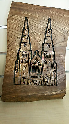 Armagh Cathedral Carving