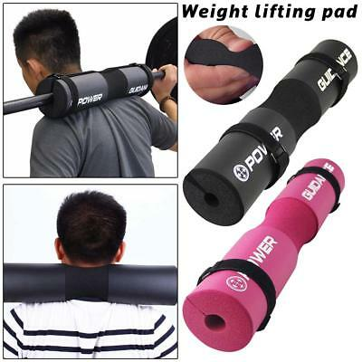 Barbell Squat Pad Weight Lifting Neck Shoulder Back Protective Cushion Pull Up
