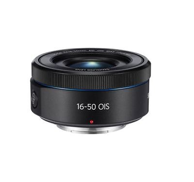 Samsung NX16-50mm Power Zoom ED OIS Lens Samsung NX (Black) -White Box
