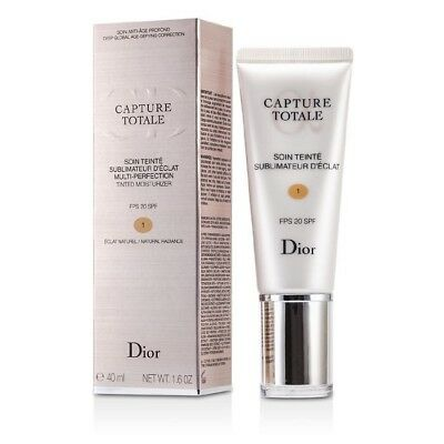 Christian Dior Capture Totale Multi Perfection Tinted Moisturizer SPF 20
