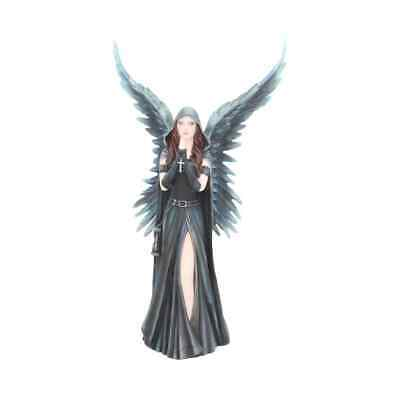 Harbinger Dark Gothic Angel 27cm Figurine Ornament Statue Decor Nemesis Gift