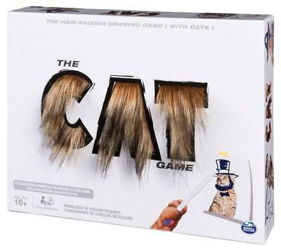 SPIN MASTER Editrice Giochi The Cat Game 405
