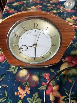 Vintage, retro METAMEC Clock, Electric, Working