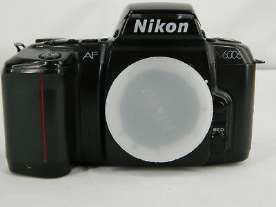 NIKON N6006 35mm SLR Film Camera Body Only - Tested