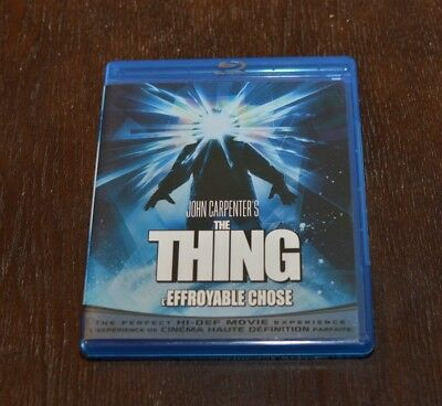 The Thing (Blu-ray Disc, 1982)