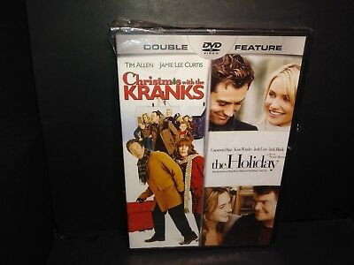 Christmas With The Kranks // The Holiday DVD Brand New B153