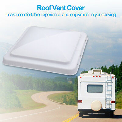 "2X 14""x14"" Universal Replacement RV Roof Vent Cover Lid Motorhome Camper Trailer"