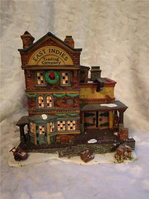 1997 Department 56 Dickens Village Series East Indies Trading Co NO BOX