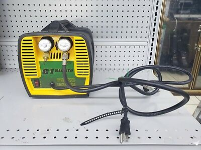 Appion G1 Single Cylinder Refrigerant Recovery Machine, Used (1152945-3)