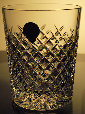 Waterford Crystal Alana Tumbler 12oz Double Old Fashioned Brand New