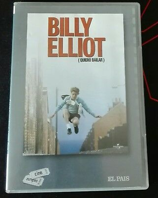 Billy Elliot - Dvd Slim - Cine Gay - Cine Social Britanico -   Stephen Daldry